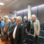 Вече је завршено свечаном песмом Востани Сербие у извођењу баритона Марка Ранитовића