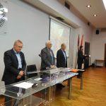 Интонирање химне Србије Боже правде, баритон Марко Ранитовић
