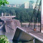 Мост слободе у Новом Саду НАТО је срушио 3. априла 1999.