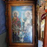 Чудотворна икона Св. Козме и Дамјана, манастир Зочиште