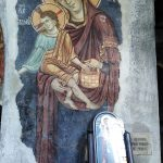 Богородица Љевишка, чувена фреска из истоимене цркве у Призрену