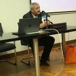 Радован Калабић говори о својој књизи Под прекорним погледом историје