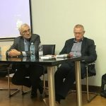 Др Предраг Анђелић и проф. др Александар Седмак, чланови ПСК