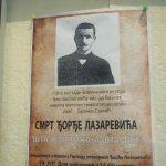 Др Ђорђо Лазаревић – плакат поводом парастоса и академије за 100-годишњицу смрти, Зворник, 19. јули 2015.
