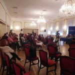 Промоција Дневника је одржана у свечаној сали Дома Војске Србије у Београду